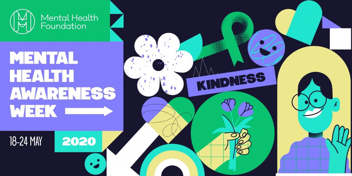 Mental Health Awareness Week 2020 Graphic