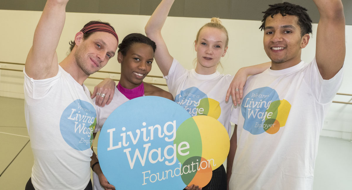 Accredited Living Wage Employers Living Wage Foundation
