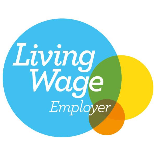 Image result for living wage logo